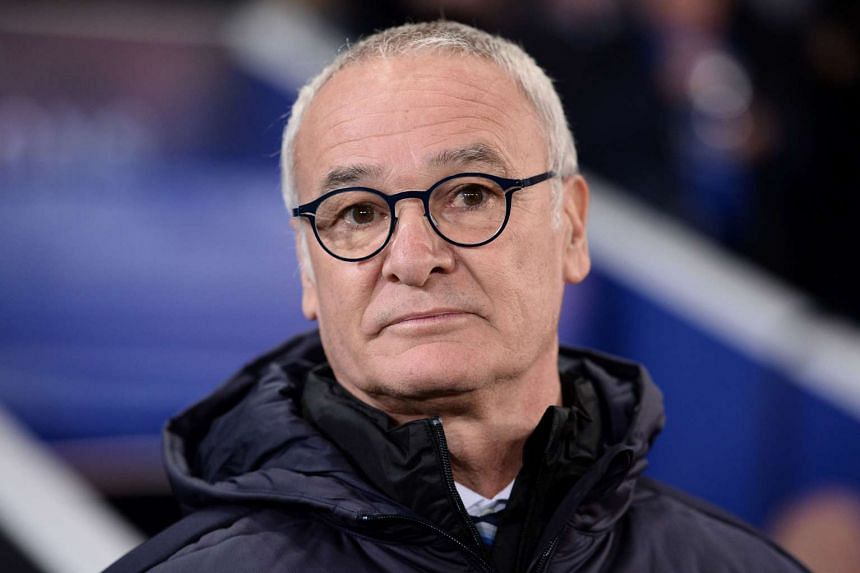 Leicester City's Italian manager Claudio Ranieri during the UEFA Champions League group G football match between Leicester City and FC Copenhagen at the King Power Stadium in Leicester, central England on Oct 18, 2016.