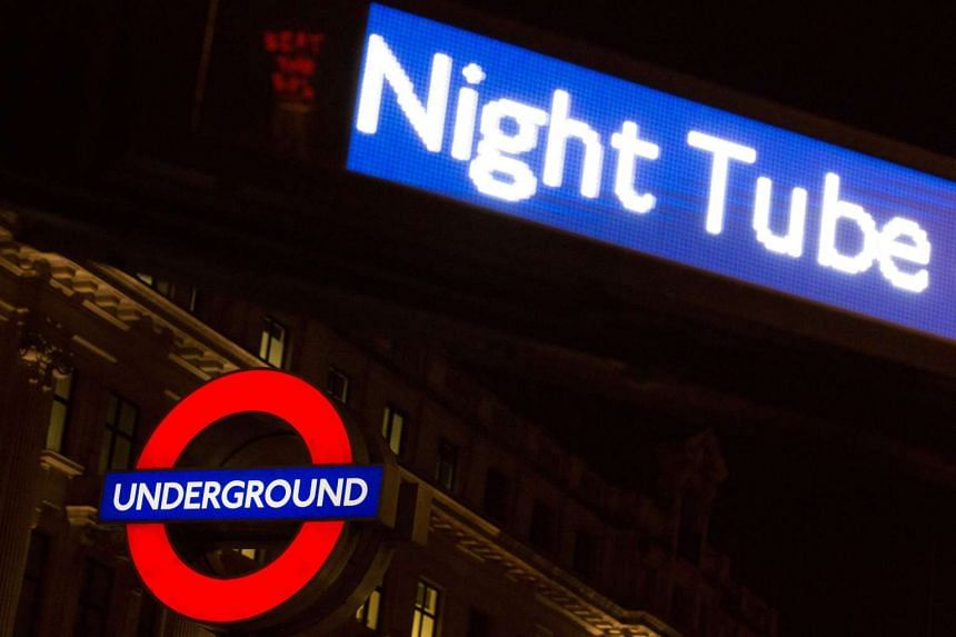 """British police had arrested a teenager on suspicion of terrorism offences following the discovery of a """"suspicious item"""" on a London underground train."""