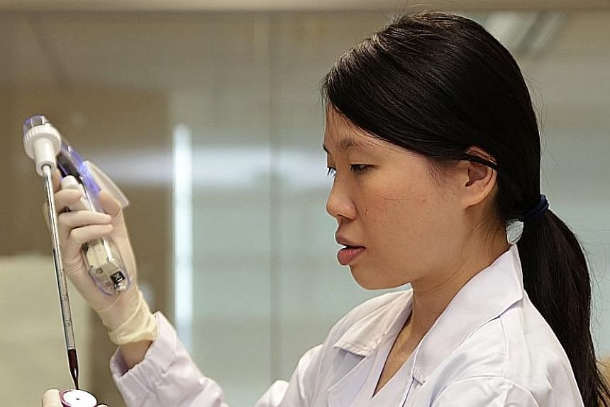 Dr Guo's research looks at how ribonucleic acid translation has an impact on male fertility. She is also interested in using such research to develop an antiviral drug to treat HFMD.