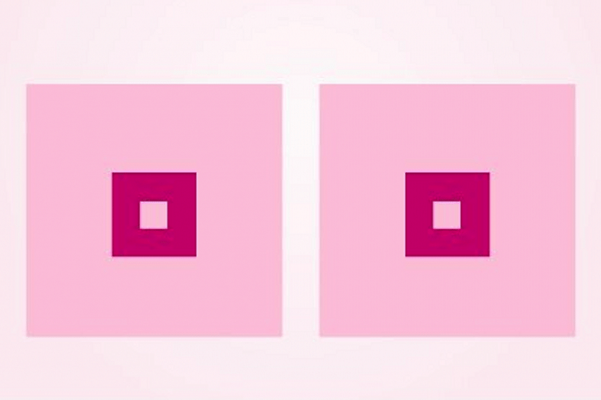 In a tongue-in-cheek open letter to Facebook, Swedish cancer charity Cancerfonden offered pink squares as a replacement for the round cartoon breasts.