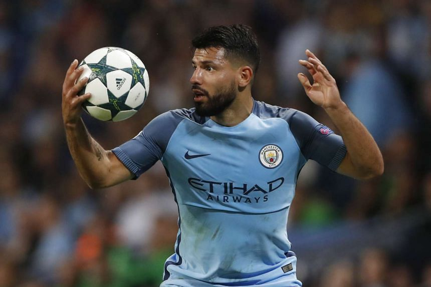 Manchester City's Sergio Aguero has often been linked with a return to Spain's La Liga.