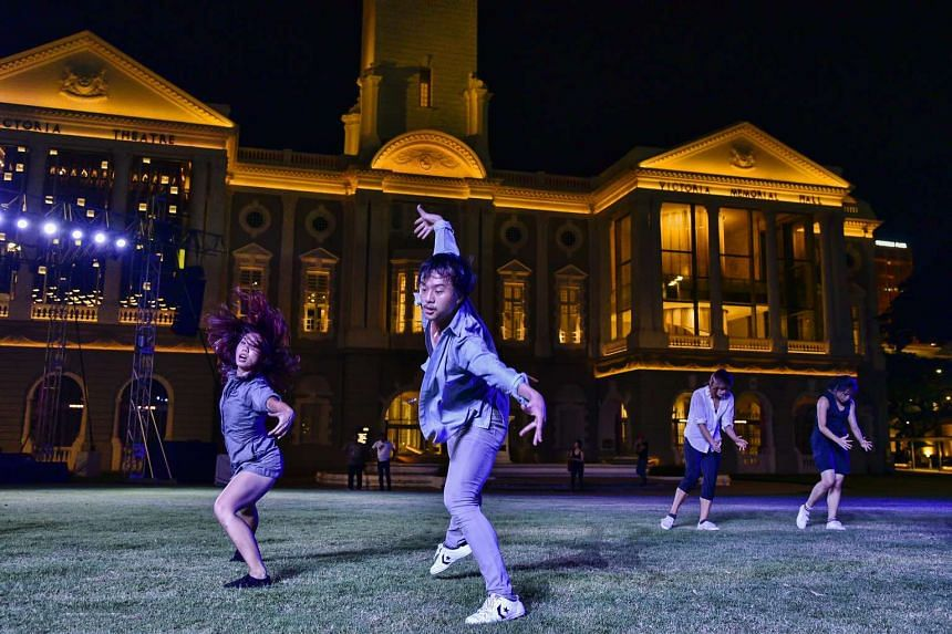 T.H.E Dance Company will present Silences We Are Familiar With at the River Nights festival.