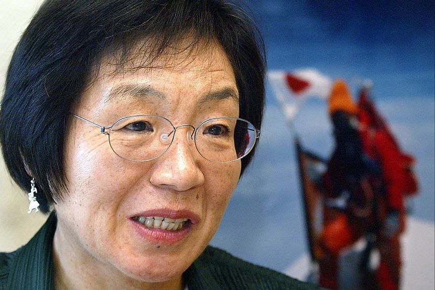 Junko Tabei of Japan, the first woman to conquer Mount Everest, died at age 77. She completed the first conquest of Mount Everest by a woman in 1975, accomplishing the feat via the southeast ridge route.