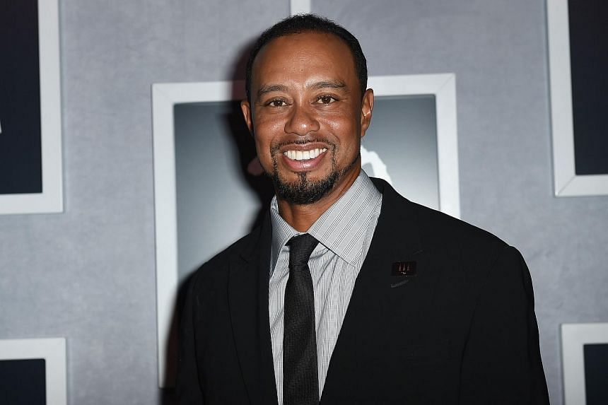 Tiger Woods at the Tiger Woods Foundation's 20th Anniversary Celebration at the New York Public Library on Oct 20, 2016 in New York City.