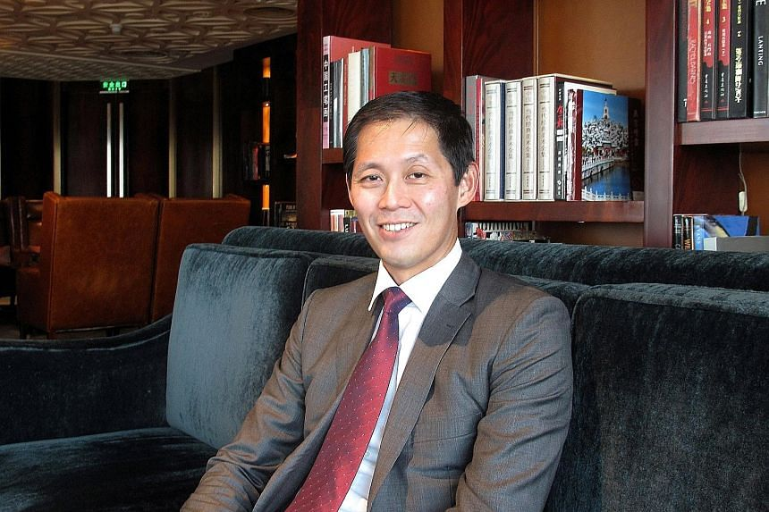 The former loss-making information technology firm repositioned itself last year as an investment company under new management led by Mr Goh Jin Hian, a former healthcare executive.