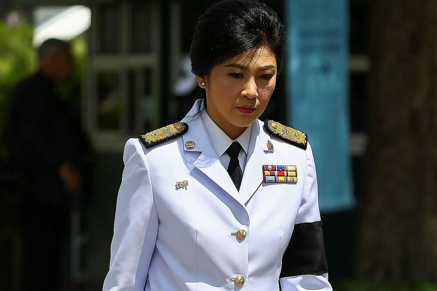 Yingluck has 30 days to pay up, or risk having her assets seized. She has vowed to contest the order. The rice pledging scheme was a flagship policy of her short-lived administration.