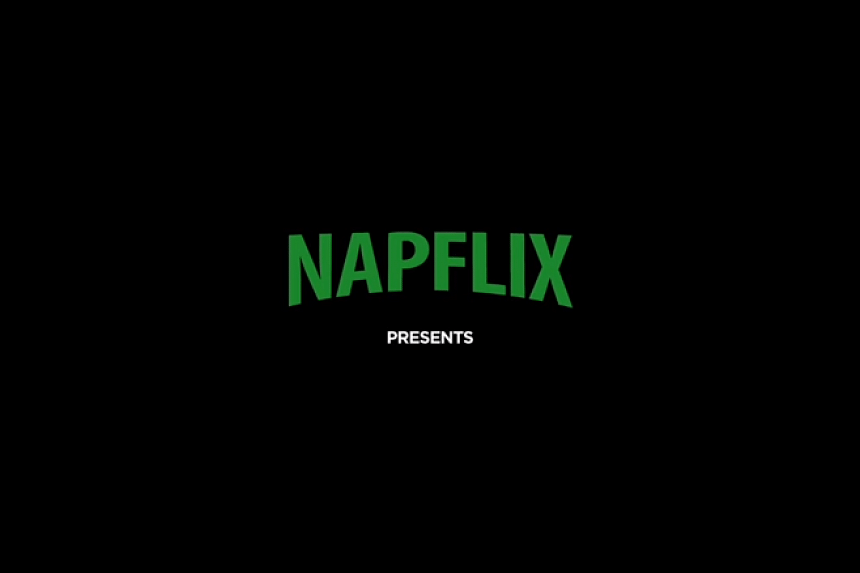 Spanish video platform called Napflix, designed to put people to sleep with dull content, was launched this week.