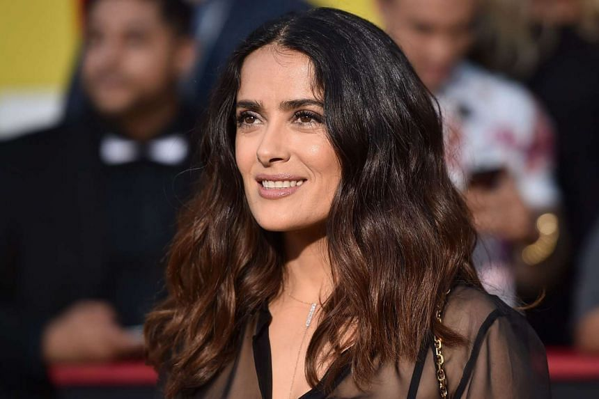 Hollywood star Salma Hayek said that the Republican nominee tried to date her years ago, and when he was rebuffed, he planted a story in gossip tabloid the National Enquirer about her, claiming she was too short for him.