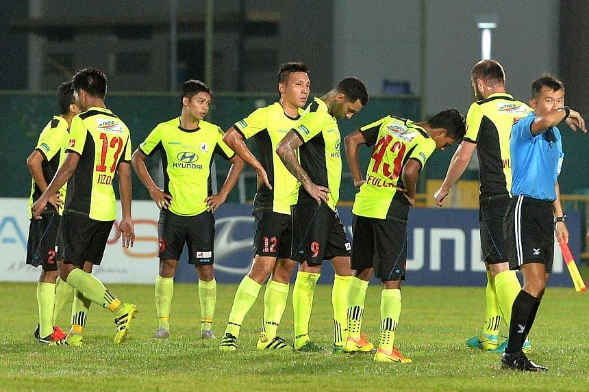 Tampines Rovers are in danger of facing an exodus of players after slashing their wages to as low as $2,500 per month for the next season. Chairman Krishna Ramachandra is, however, standing firm on his cost-cutting measures.