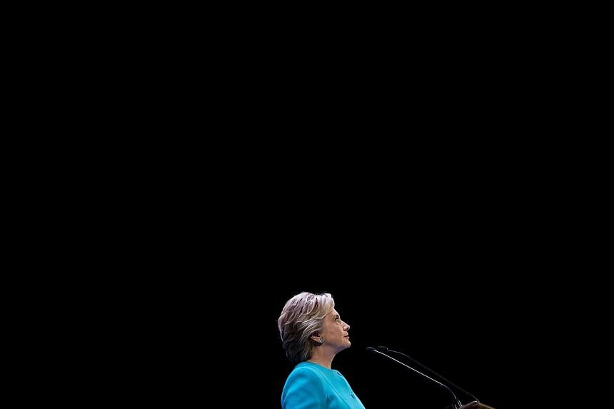 "Mrs Hillary Clinton has thought a great deal about the isolation that public life can foster. But she believes the key to building connectedness lies in a leader's ability to knit together a sense of common destiny from the ground up. ""It requires re"