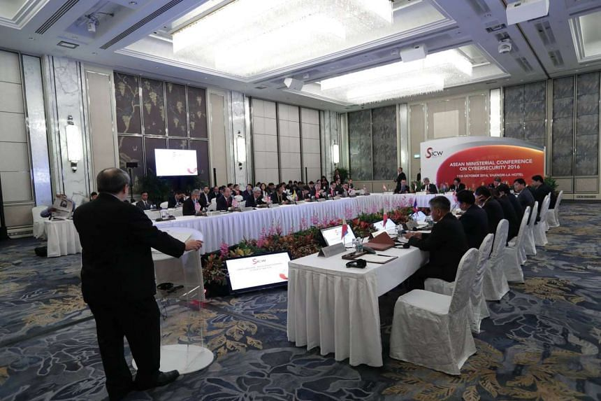 The cyber security conference two weeks ago was attended by more than 100 government, military and policy types. Governments around the world have devoted greater attention to the issue, from starting specialised national agencies to focus efforts to