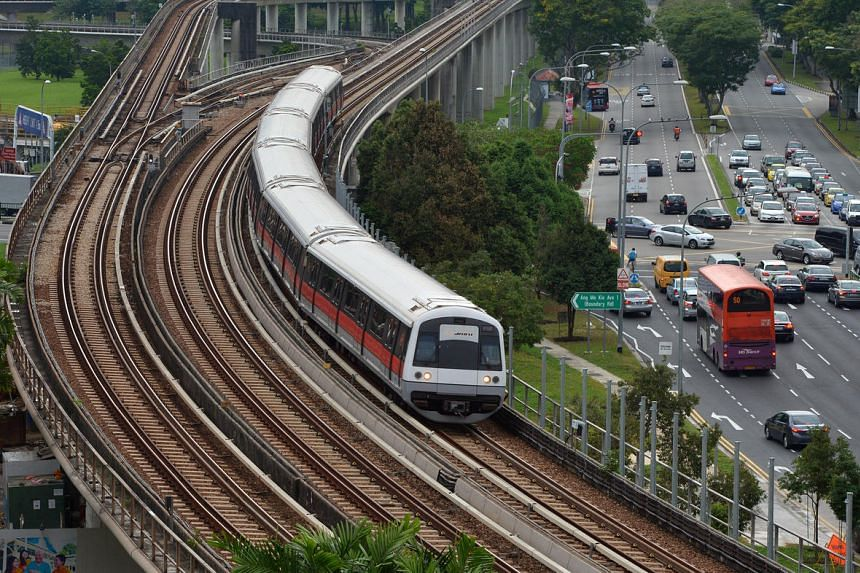 From the first Sunday of November (Nov 6), SMRT train services will resume regular service start times on Sunday mornings from Joo Koon to Queenstown on the East-West Line (EWL), and from Bukit Gombak to Jurong East on the North-South Line (NSL).
