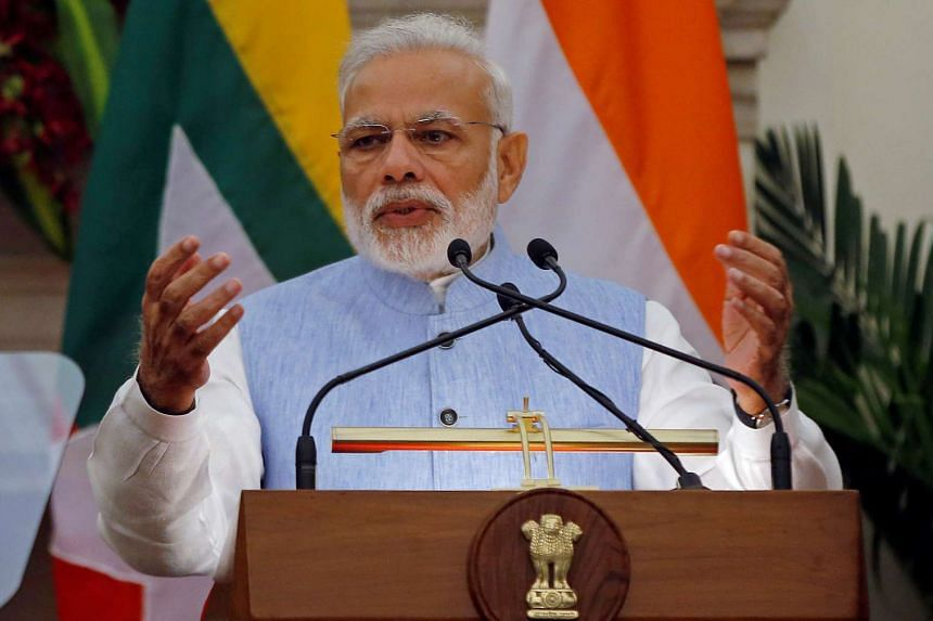 India's Prime Minister Narendra Modi criticised the controversial practice of triple talaq on Oct 24, 2016.