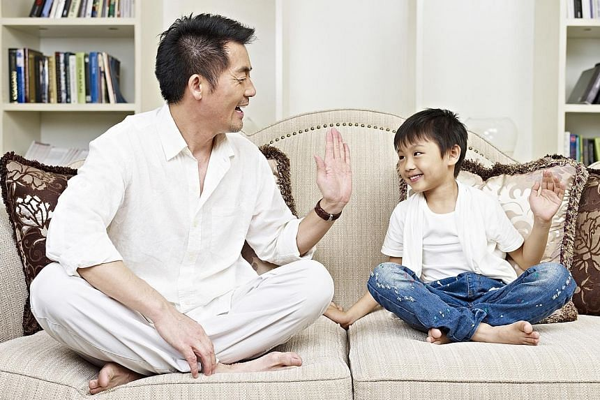 It is helpful to children if parents present learning as an activity that almost always involves a level of struggle to achieve mastery.