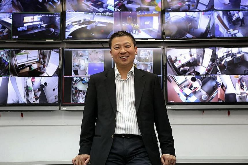 Secura has been expanding its services in cyber security, where CEO Paul Lim sees strong potential for growth. IPS Securex is the regional distributor of non-lethal security products sold under the PepperBall brand.