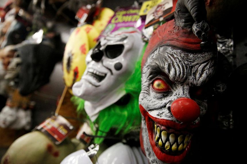 """Several people in Austria have been injured after they were attacked by """"creepy clowns""""."""