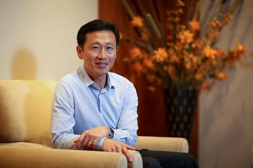 Acting Minister for Education (Higher Education and Skills) Ong Ye Kung has been appointed deputy chairman of the Chinese Development Assistance Council.