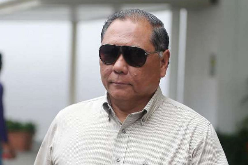 Lee Soon Tai, 62, committed the offence on two occasions in 2015 in Bukit Batok Town Park.