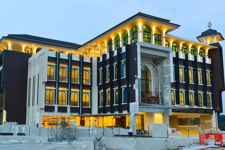 The Masjid Yusof Ishak, which cost $15 million to build, is set to open in the first quarter of 2017.