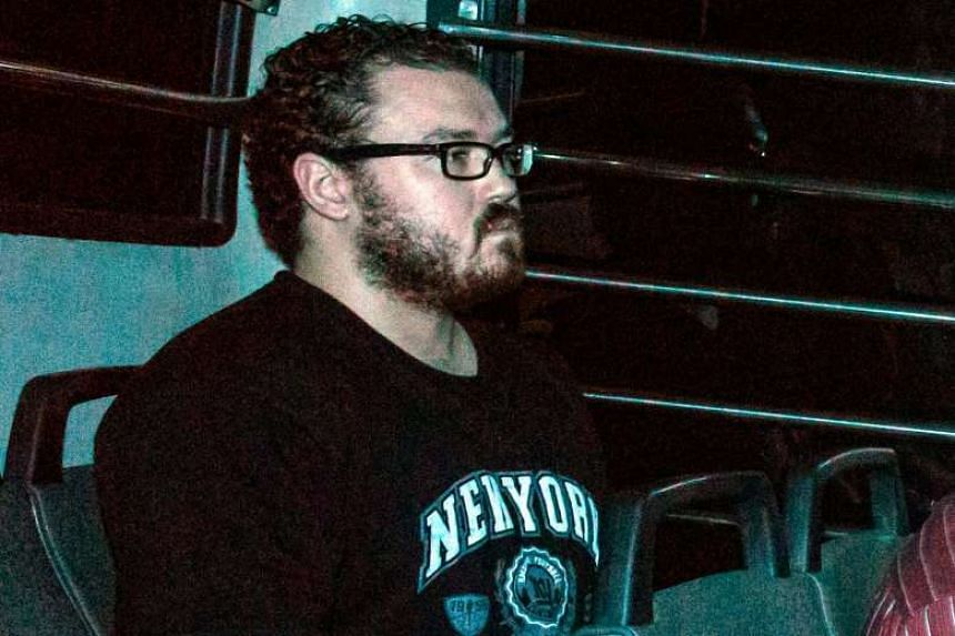 Jutting, a former British banker, filmed a series of videos, including one showing the first killing. He also talked about his plans for the second victim in other videos.