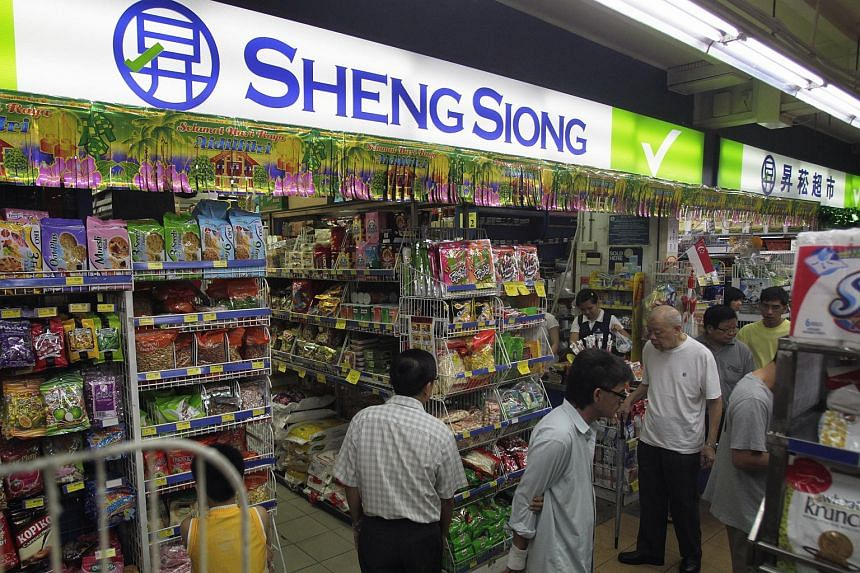Supermarket operator Sheng Siong Group reported an 8.2 per cent increase in net profit to S$15.7 million for the third quarter.