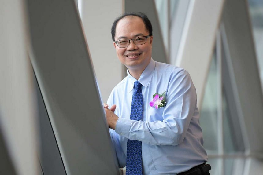 Mr Cheong Kwok Seng, an engineer, ensures that lifts, escalators and amusement rides are properly designed and maintained so that they are safe for everyone.