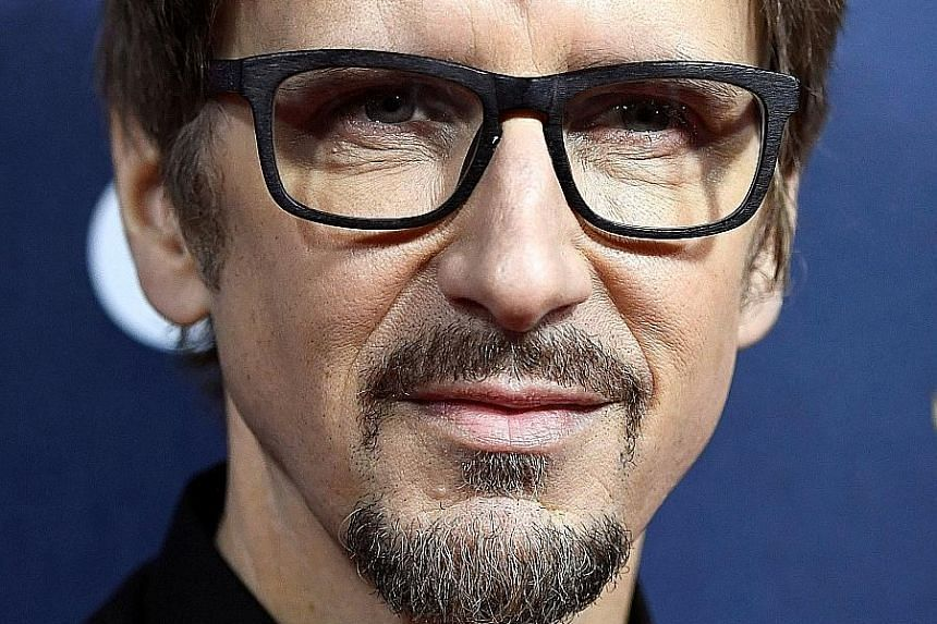 Director Scott Derrickson (above) cast Tilda Swinton as The Ancient One in Marvel's Doctor Strange to avoid the stereotype of an old coloured person using ancient wisdom to help a white man find greatness.