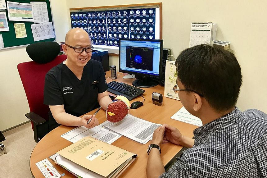 To experts like Prof Chow, it does not help that liver cancer, although not uncommon, is not yet well understood.