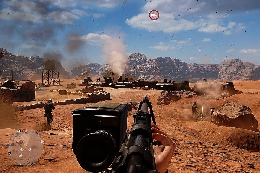 In addition to telling poignant stories, the Battlefield 1 campaign serves to teach players the basics of combat that would be useful in the multiplayer section.