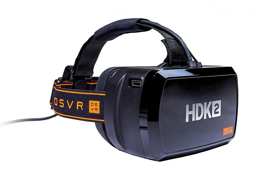 Like the other VR headsets in the market, the HDK2 needs a VR-ready PC.