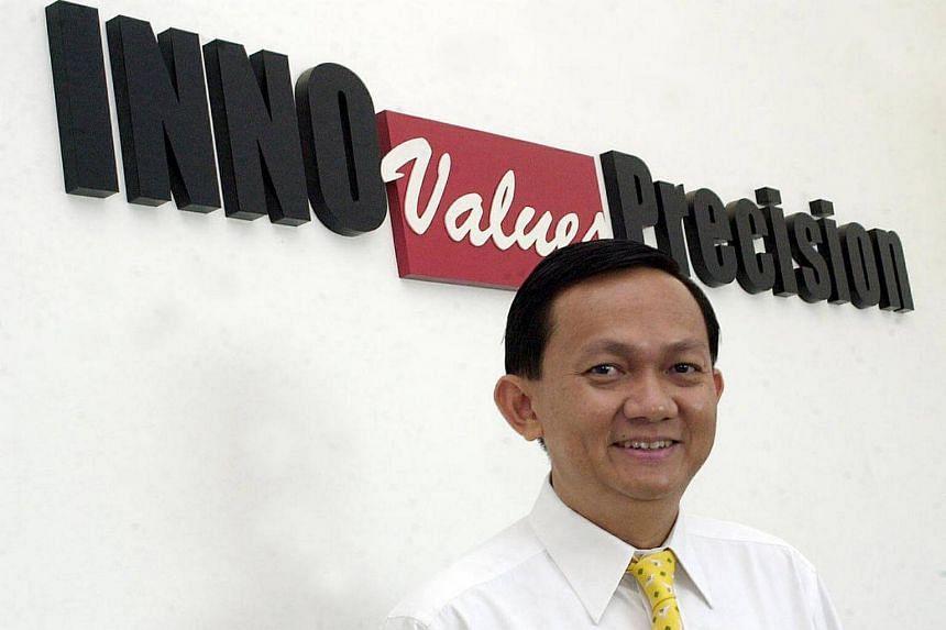 Innovalues chairman Goh Leng Tse.