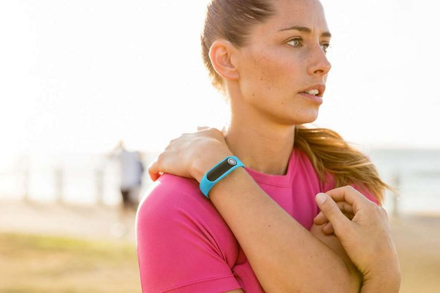 Tomtom Touch is the first fitness tracker launched here that measures your body fat and muscle mass percentage.