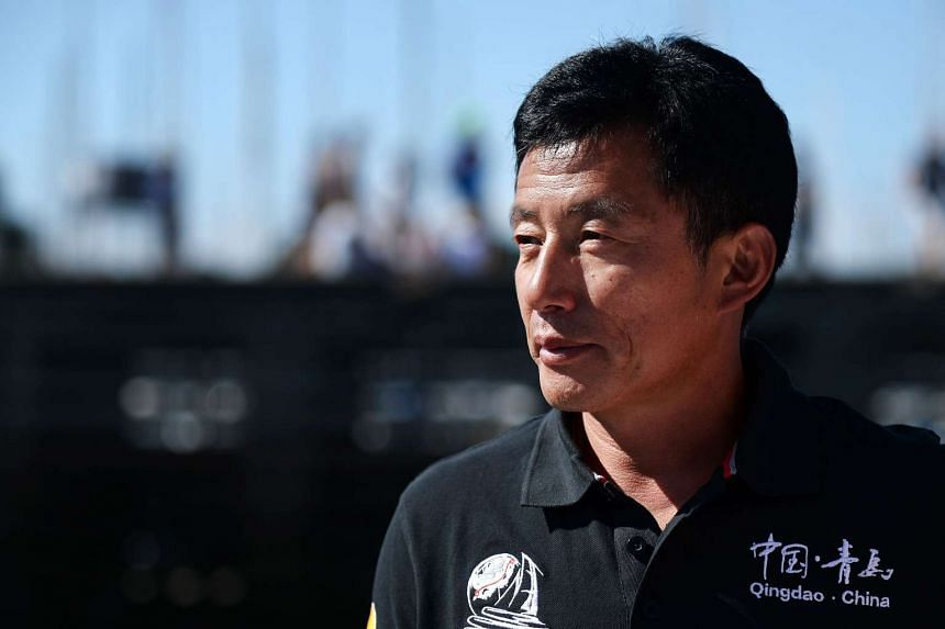 The US Coast Guard has suspended its search for Chinese sailor Guo Chuan (above).