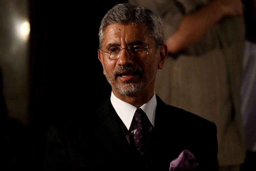 """Indian foreign secretary Subrahmanyam Jaishankar (above) has summoned Pakistan's high commissioner to inform him of the decision to expel a Pakistani visa official for """"espionage activities""""."""
