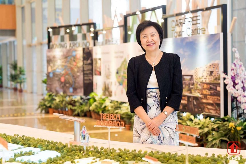 HDB chief executive Cheong Koon Hean received the Urban Land Institute (ULI) J.C. Nichols Prize for Visionaries in Urban Development on Oct 27, 2016 in Dallas, Texas.
