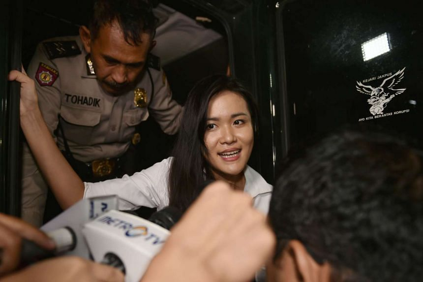 Jessica Kumala Wongso was found guilty of pre-meditated murder and sentenced to 20 years' jail on Oct 27, 2016.