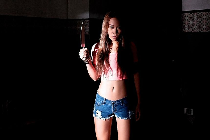 Siew Lup, starring Rebecca Chen, is Sam Loh's follow-up to last year's R21-rated erotic thriller Lang Tong.