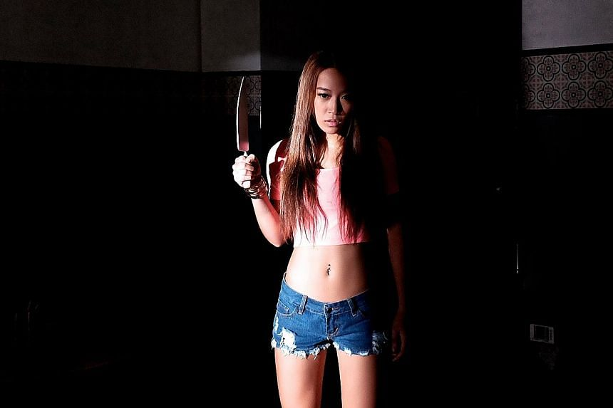 Adult-oriented Siew Lup, starring Rebecca Chen, will premiere at the Singapore International Film Festival.