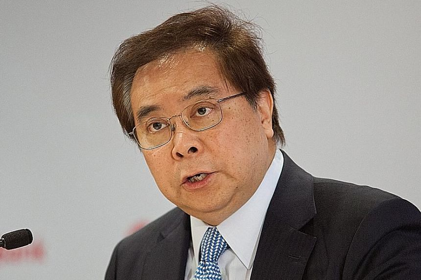OCBC has readied more allowances partly in response to the poorly- performing energy sector, said chief executive Mr Tsien.