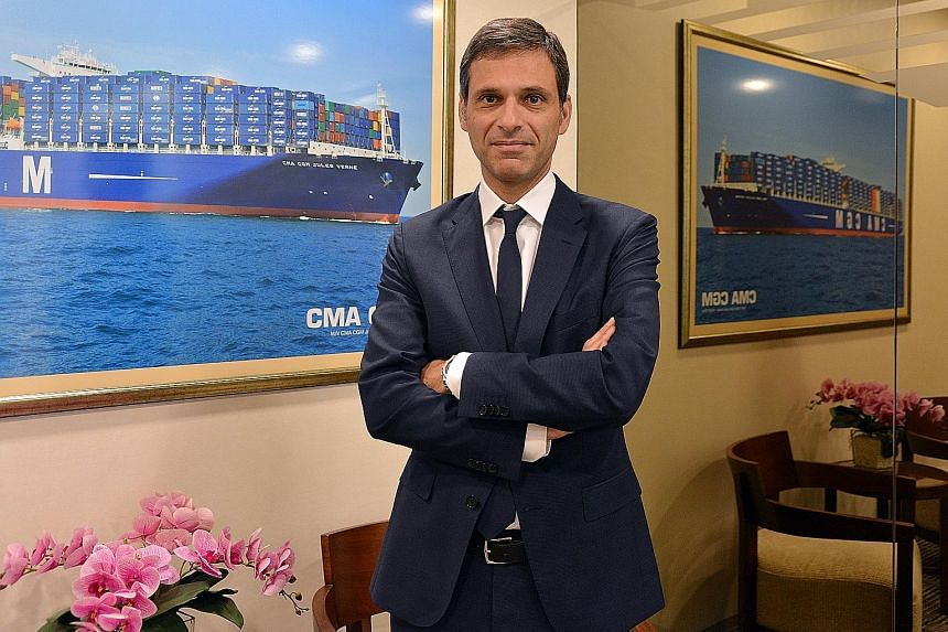 CMA CGM hopes the training centre can be opened by next September, says Mr Saade. The shipping giant is fresh off sealing its $3.38 billion buyout of Neptune Orient Lines last month - its biggest deal to date and one of the most sizeable in the indus