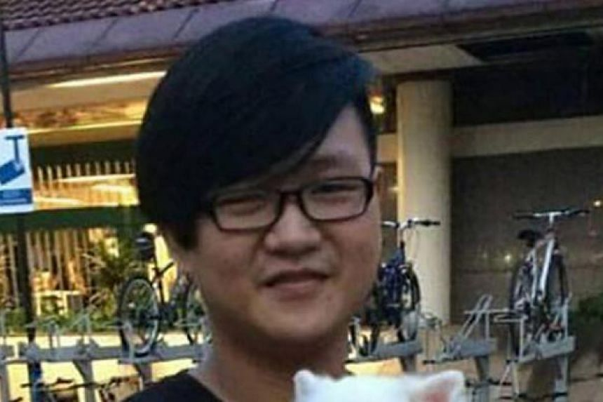 Mr Ong Zi Quan, 18, was cremated on Friday (Oct 28) afternoon. He was one of two young men who died in a road accident late Thursday (Oct 27) night.
