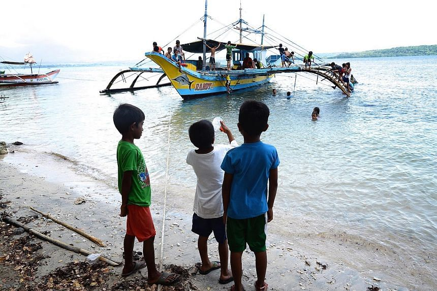 Masinloc village, 125 nautical miles east of Scarborough Shoal, could see a revival of its fishing trade.