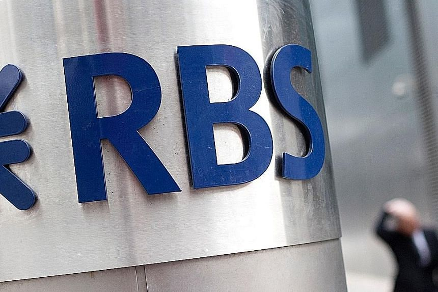 RBS is in the midst of a vast multi-year restructuring, which includes asset sales, job cuts and multibillion-dollar charges to settle litigation and pay fines for regulatory breaches.