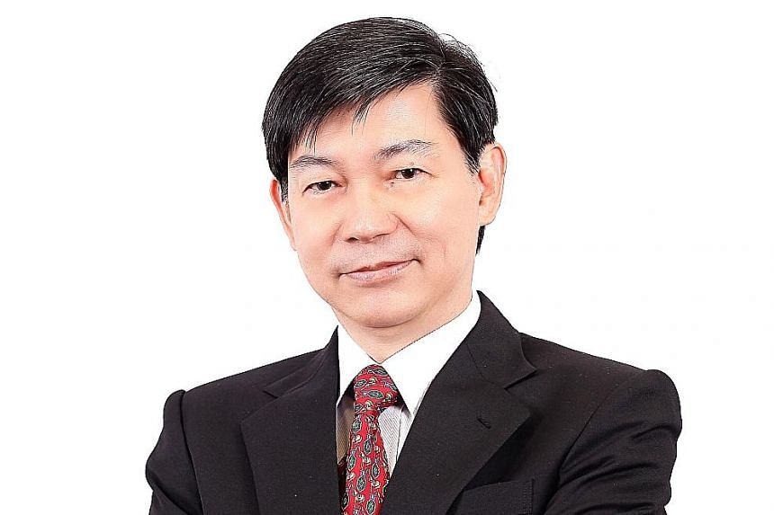 Workers in some industries might be affected as companies scale down their operations, but Mr Lee (above) believes certain sectors such as healthcare, IT and education will always need manpower.