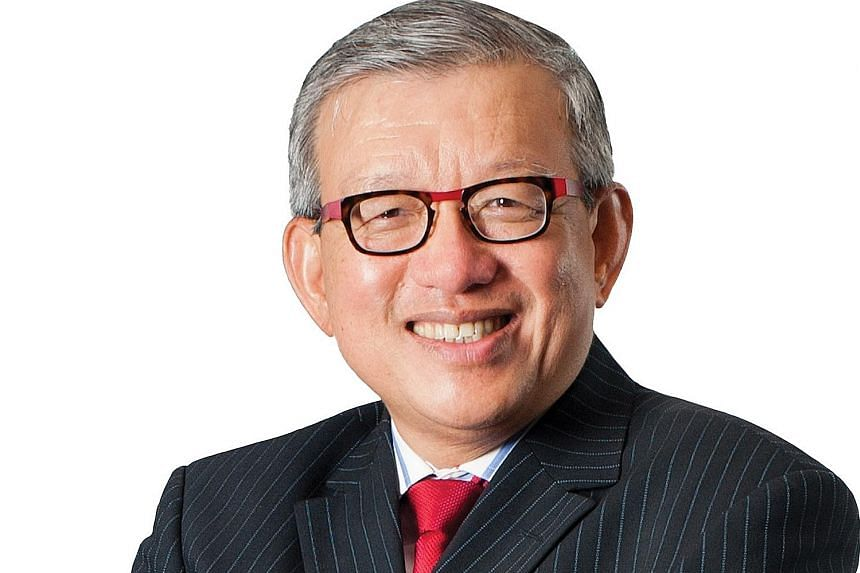 Mr Ho (above) encourages local businesses to venture overseas for growth, especially in the Asean region, and to expand the use of digital technology to help them reach out to overseas markets more effectively.