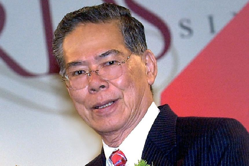 """Dr Kwa, who died yesterday aged 86 after suffering a stroke last week, had a long and distinguished career in the medical services and was the first local doctor to specialise in haematology. MOH paid tribute to him, calling him a """"true pioneer"""" of h"""