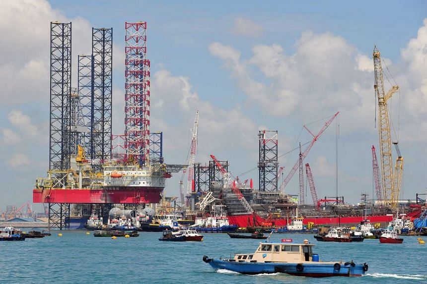 Minister for Trade and Industry (Industry) S. Iswaran said the Government may be looking into whether to help the country's marine and offshore engineering sector.