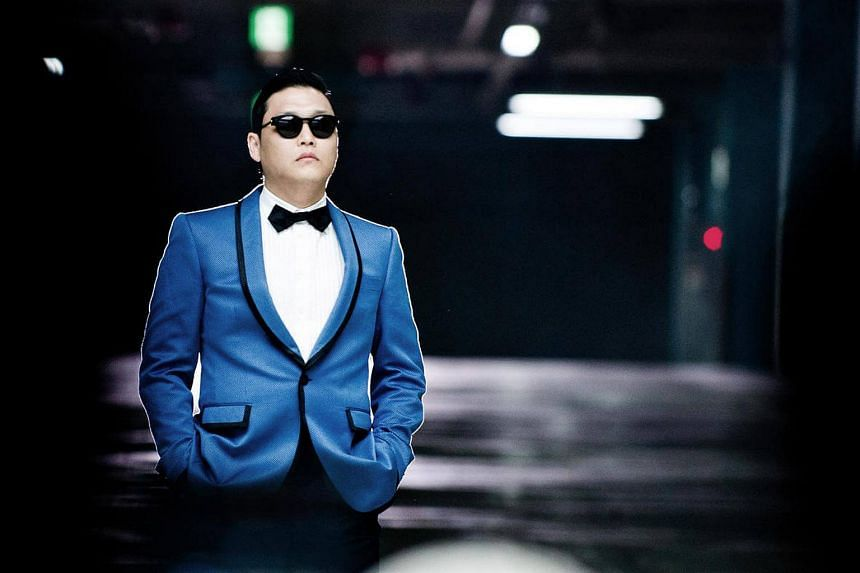 The official music video of Psy's 2013 single Gentleman has been viewed more than 1 billion times on YouTube.