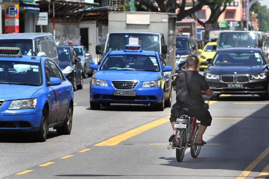 The New Paper observed e-bikers in Geylang, and found many flouting rules.