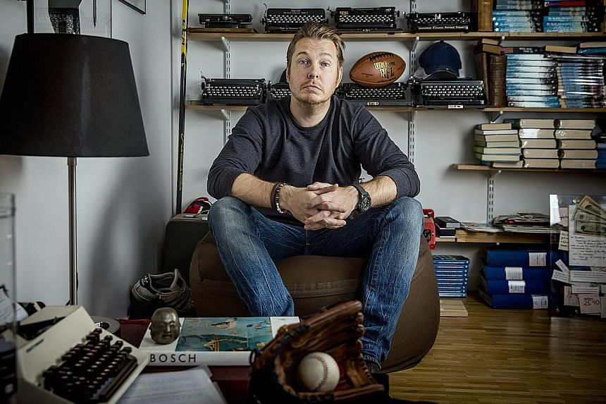 Author Fredrik Backman started writing blog posts about his pet peeves and outbursts under the heading, I Am A Man Called Ove, and realised he had a compelling fictional character.
